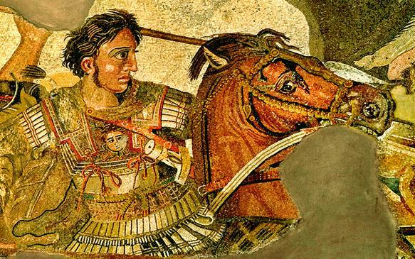 Александр Великий в Средней Азии: мифы и история. Часть 1