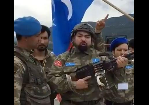 Китай сделал талибам «уйгурское предупреждение»